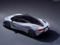 2018 McLaren 720S taillights