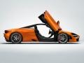 2018 McLaren 720s doors