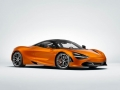 2018 McLaren 720s exterior