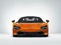 2018 McLaren 720s front end