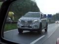 2018 Mercedes-Benz X-Class mirror