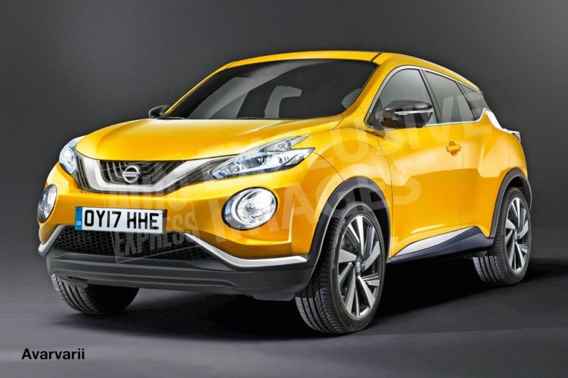 2018 Murano Colors >> 2018 Nissan Juke Redesign, Release date, NISMO, Colors, Review