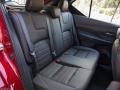 2018 Nissan Kicks back seats
