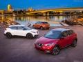 2018 Nissan Kicks colors