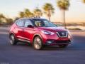 2018 Nissan Kicks in motion