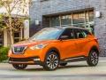 2018 Nissan Kicks orange