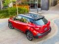 2018 Nissan Kicks roofline