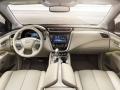 2018 Nissan Murano dashboard
