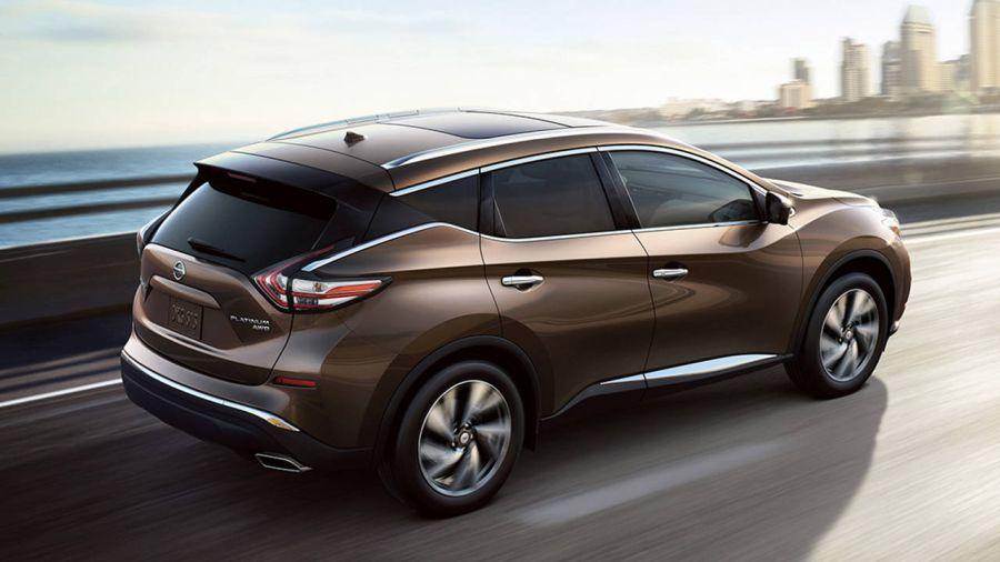 2018 Nissan Murano Changes Release Date Interior Rumors