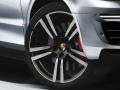 2018 Porsche Cayenne wheels
