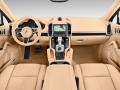 2016 Porsche Cayenne Dashboard