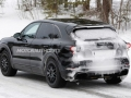 Porsche Cayenne - Winter testing