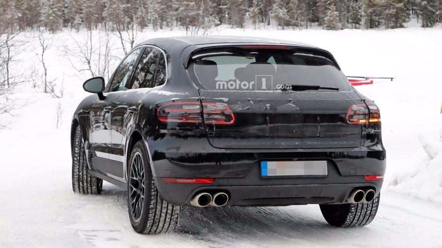 2018 Porsche Macan Release Date Refresh Changes Interior Price
