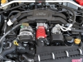 2018 Subaru BRZ STI engine