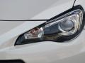 2018 Subaru BRZ STI headlights