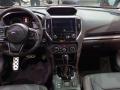 2018 Subaru Crosstrek dash