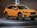 2018 Subaru Crosstrek design