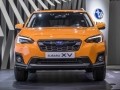 2018 Subaru Crosstrek front