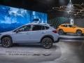 2018 Subaru Crosstrek rear side