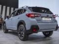 2018 Subaru Crosstrek taillights
