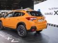 2018 Subaru Crosstrek trunk