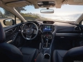 2018 Subaru Crosstrek dashboard