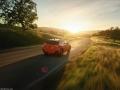 2018 Subaru Crosstrek in sunset