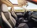 2018 Subaru Crosstrek interior side view