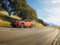 2018 Subaru Crosstrek on the road