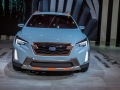 2018 Subaru Crosstrek XV Front end