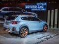 2018 Subaru Crosstrek XV Rear end