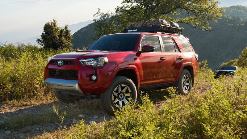 Toyota 4runner 2018 Price >> 2018 Toyota 4Runner Release date, Redesign, Rumors, Price
