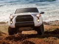 2018 Toyota 4Runner Front end