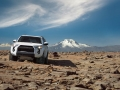 Front end view of 2018 Toyota 4Runner