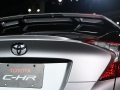 2018 Toyota C-HR spoiler