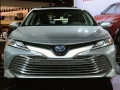 2018 Toyota Camry front end