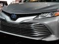 2018 Toyota Camry hood