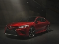 2018 Toyota Camry Official 2x red