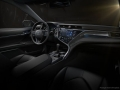 2018 Toyota Camry Official dashboard