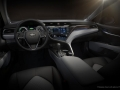2018 Toyota Camry Official interior