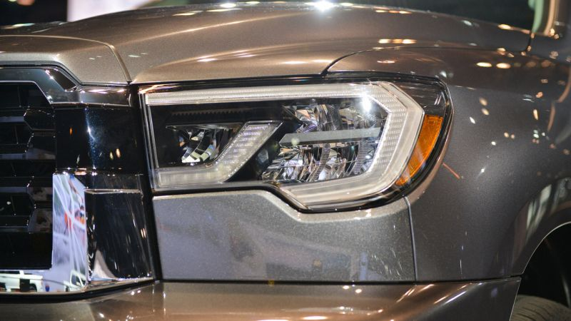 Diesel Toyota Sequoia Autos Post