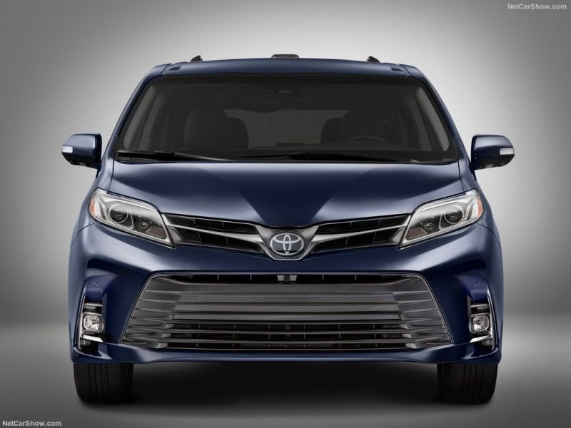 2018 Toyota Sienna Release date, Redesign, News, Review ...