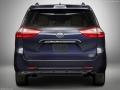 2018 Toyota Sienna blue rear end