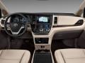 2018 Toyota Sienna Dashboard
