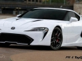 Toyota Supra - Rendering