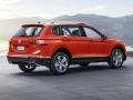 2018 Volkswagen Tiguan rear right side