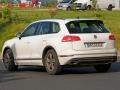 2018 Volkswagen Touareg taillights