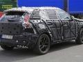 2018 Volvo XC40 rear wheels