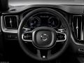 2018 Volvo XC60 steering wheel