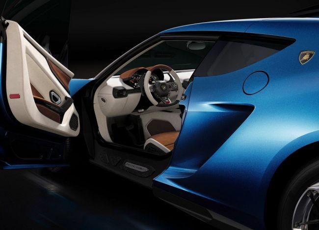 2019 Lamborghini Asterion Review News Price Interior